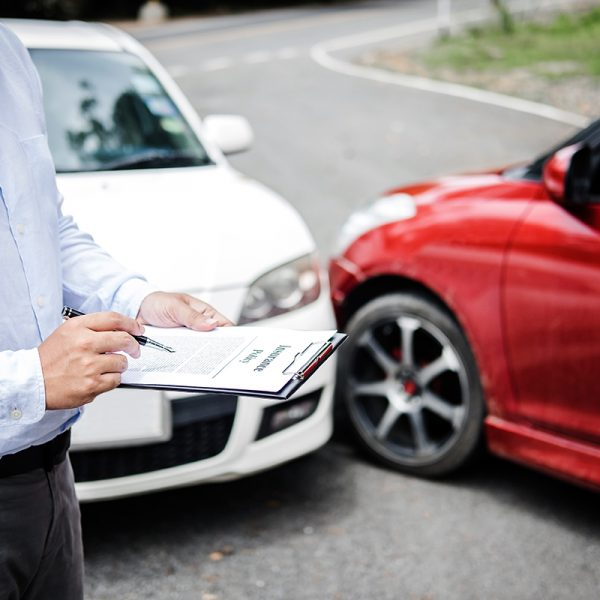 Insurance write up after car accident